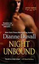 Dianne Duvall   Night Unbound     Immortal Guardians Paranormal Romance  Pbk NEW