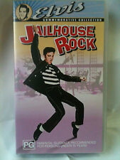 JAILHOUSE ROCK ~ ELVIS PRESLEY ~  VHS VIDEO