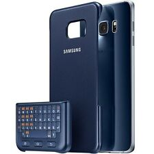 Brand New OEM Samsung Galaxy S6 Edge Plus + Keyboard Cover Case EJ-CG928UBEGUS