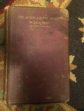 ANDES AND THE AMAZON James Orton South America 1870 Dedicated To  Darwin