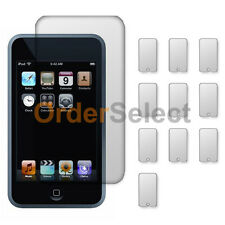 10X Clear LCD Screen Shield Guard Protector for Apple iPod Touch 2 3 2nd 3rd Gen