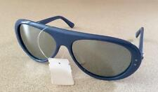 NOS Vintage Rally Blue Mirrored Ski Sunglasses I SKI '80s Japan