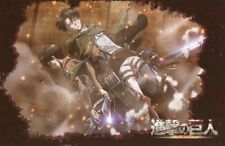 ATTACK ON TITAN LEVI ACKERMAN HORIZONTAL MULTICROSS (L'ATTACCO DEI GIGANTI)