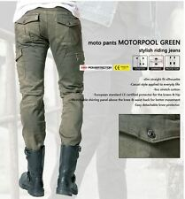 Uglybros MOTORPOOL UBS06 jeans Leisure motorcycle jeans pants of locomotive