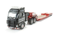 CC14041 Corgi Volvo FH 3 Axle Nooteboom Low Loader Trailer Smith Die-cast 1:50
