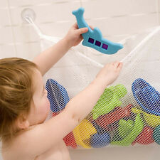 NEU Baby Badewanne Spielzeug Tasche Saugnäpfe einfache Montage Netz Tasche DODE