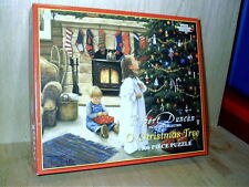 Oh Christmas Tree White Mountain Jigsaw Puzzle Robert Duncan 1000 Piece