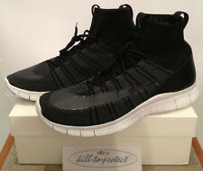 NIKE HTM FLYKNIT SUPERFLY MERCURIAL Black Sz US8.5 UK7.5 Free 66978-001 TZ 2014