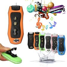 New 8GB Waterproof Clip MP3 Music Player Sport Swimming Diving FM Radio+Earphone