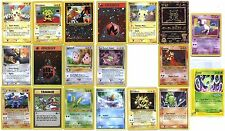 ლ Lot de 19 Cartes PROMO POKEMON NEUVE (ENTEI HOLO) +1 surprise en cadeau
