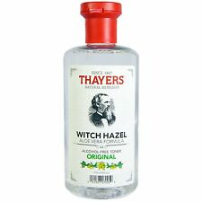 Thayers, Witch Hazel, Aloe Vera Formula, Original, Alcohol-Free Toner, 12 fl oz
