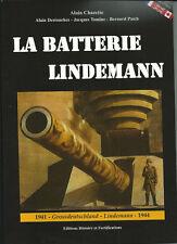 LA BATTERIE LINDEMANN - Alain CHAZETTE