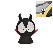 1 Pcs Red Shirt Devil Antenna Topper Eva Decorative Car Topper Balls Black JM