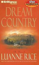 Dream Country, paper back,Luanne Rice