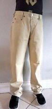 BRAND NEW BEIGE DIESEL INDUSTRY JEANS MEN SZ 31