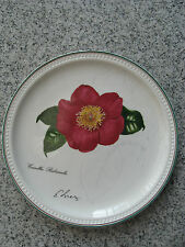 ASSIETTE DE COLLECTION VILLEROY & BOCH camellia 1996