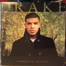 "DRAKE "" COMEBACK SEASON "" NEW LP LIMITED 1 ONLY 24 TRACKS VINYL"