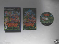 BUZZ JUNIOR JUNGLE PARTY for PLAYSTATION 2 'VERY RARE & HARD TO FIND'