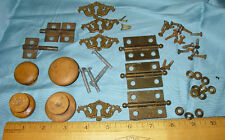 Antique Trunk Hardware Parts for Projects Primtive