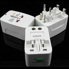 110-220V US EU AU UK Universal Power Socket  To World Convertor Adapter Socket