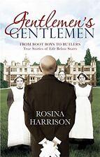ROSINA HARRISON __ GENTLEMEN'S SEÑORES ___ NUEVO