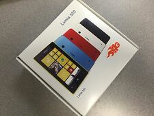 New Nokia Lumia 520 - 8GB - Black (Unlocked) Smartphone ATT With Extras.