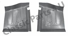 1966 67 68 69 70 71 FORD FALCON FAIRLANE TORINO RANCHERO FRONT FLOOR PANS PAIR!