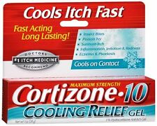 Cortizone-10 Cooling Relief Anti-Itch Gel 1 oz