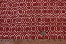 """Antique Hand Loomed c1850 Coverlet Fabric Panel~1yd30""""LX26""""W~Christmas Projects"""