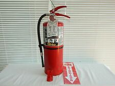 Fire Extinguisher - 10Lb ABC Dry chemical