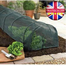 Net crescere tunnel protegge piante da insetti, uccelli & nocivi parassiti.