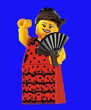 New Lego Minifigures Series 6 8827  - Flamenco Dancer