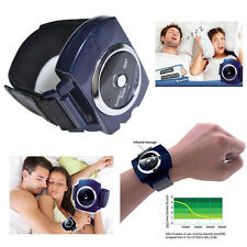 Intelligent Anti-Snore Sleeping Wrist Band Stop Snoring Snore Blocker Stopper