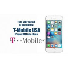 T-Mobile Cleaning Service Remove Blacklist for Android iPhone express -24-48 hrs