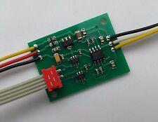 2-fach 0-10 Volt DAC 12 Bit I2C Wandlerplatine für Arduino, Raspberry oä.
