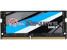 G.SKILL DDR4 8GB (8GB X 1) 2400MHZ CL16 RIPJAWS LAPTOP MEMORY (F4-2400C16S-8GRS)