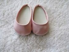 American Girl Doll Elizabeth Pink Shoes~for Tea Lesson Dress~Free ship