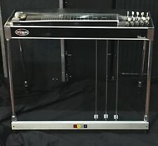MSA CLASSIC SD-10 3&4 PEDAL STEEL GUITAR w/ CASE