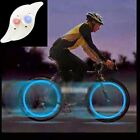 Cycling Mountain Bike Bicycle Wheel Tire Valve Cap Spoke LED Lights Accessories