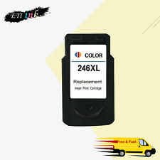 PG-246XL 246 XL Ink Cartridge For Canon PIXMA iP2820 MG2420 MG2520 MG2920 MG2922