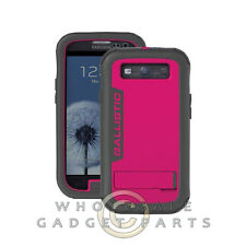 Ballistic Every1 Case-Samsung i9300 Galaxy S3 Black/Pink Cover Shell Protector
