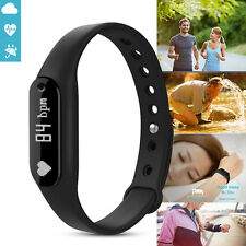 iWOWN C6 Smart Band Wrist Wristband Watch Bracelet OLED Heart Rate Monitor IP65