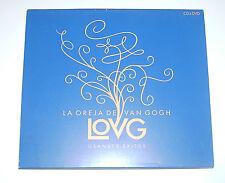 LA OREJA DE VAN GOGH-GRANDES EXITOS CD + DVD-MARTA SANCHEZ-DAVID BUSTAMANTE