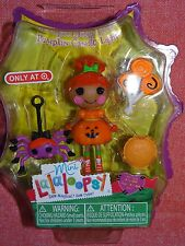 Mini LALALOOPSY~PUMPKIN CANDLE LIGHT - 2013 TARGET EXCLUSIVE ~New in Pkg