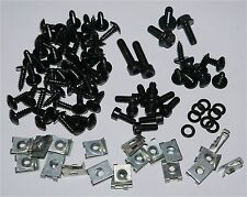 COMPLETE SET SCREWS FAIRING BOLTS + CLIPS YAMAHA AEROX MBK NITRO - 98 PARTS NEW