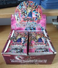 Yu-Gi-Oh! Magician's Force Booster Pack Unlimited Edition Very Rare
