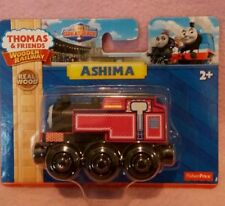 """ASHIMA"" Thomas the Tank Engine & Friends Wooden Railway/NEW IN BOX"