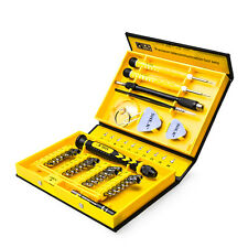 38 in 1 Precision Repair Tool Kit Screwdrivers for iPhone PC Tablet Laptop PSP