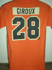 New (Flaw) Claude Giroux #28 Flyers Youth Large (L 14/16) Reebok Shirt