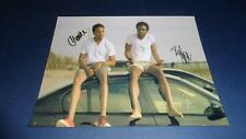 "CHILDISH GAMBINO & CHANCE THE RAPPER SIGNED AUTOGRAHED REPRO 10""X8"" PHOTO PP RAP"